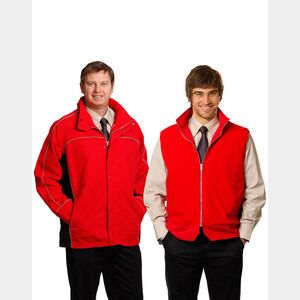 Men's 3-in-1 Jacket With Reversible Vest Thumbnail